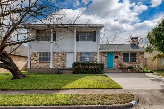 718 Dawn Drive, Garland, TX 75040 (MLS #14478568) :: The Mauelshagen Group
