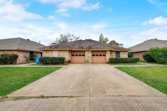 7414 Amherst Drive, Rowlett, TX 75088 (MLS #14478571) :: The Kimberly Davis Group