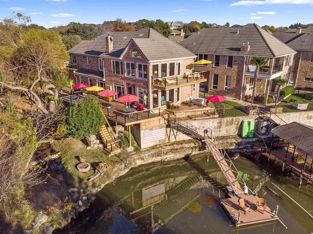 8413 Sunset Cove Drive, Fort Worth, TX 76179 (MLS #14478575) :: Keller Williams Realty