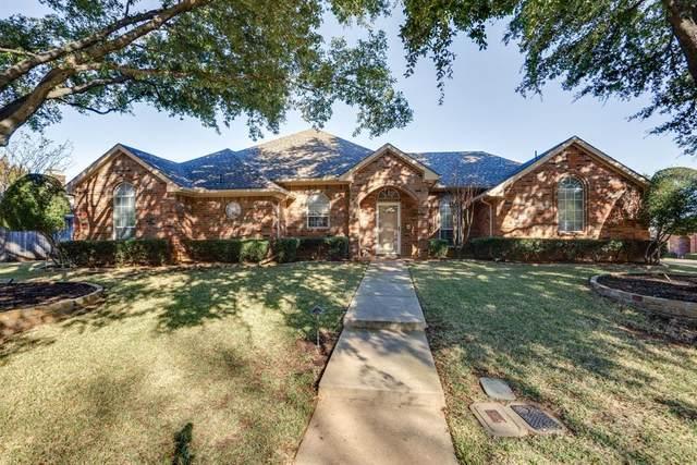 1401 Primrose Lane, Lewisville, TX 75077 (MLS #14478620) :: Frankie Arthur Real Estate
