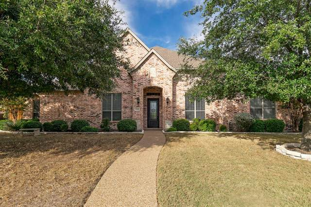 1341 Monticello Drive, Prosper, TX 75078 (MLS #14478630) :: The Kimberly Davis Group