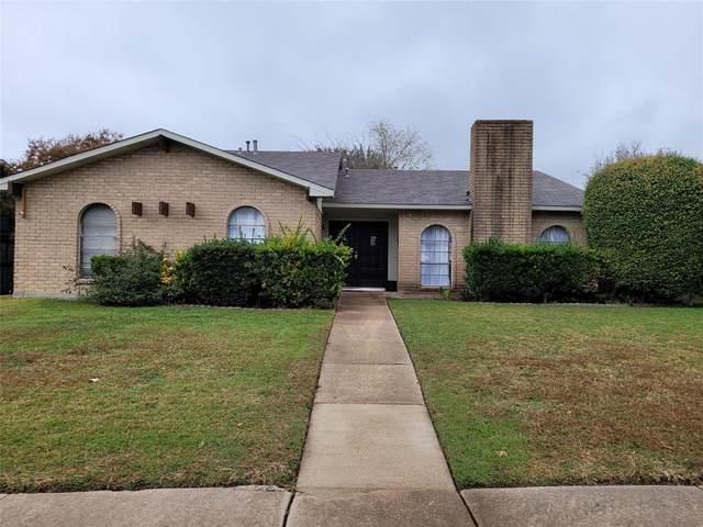 905 Grand Teton Drive, Plano, TX 75023 (MLS #14478634) :: The Heyl Group at Keller Williams