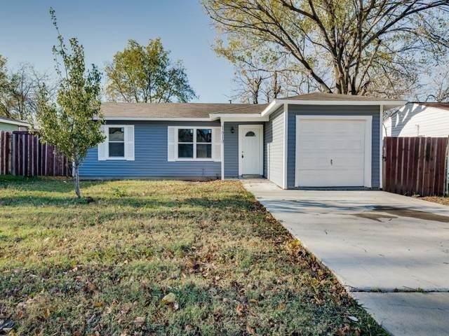 1610 Kent Drive, Arlington, TX 76010 (MLS #14478648) :: Trinity Premier Properties