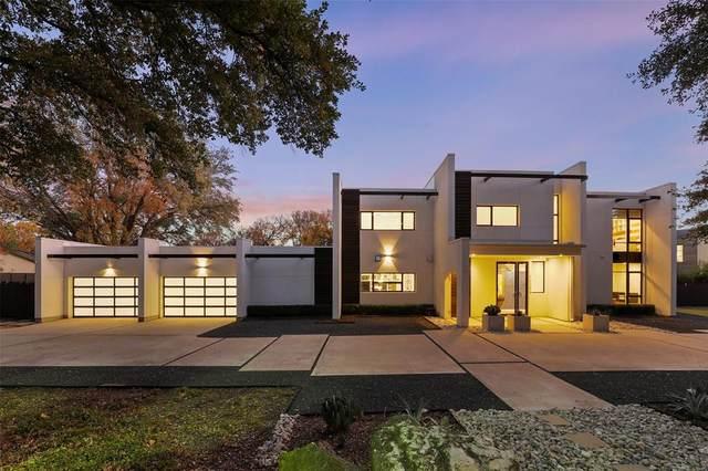 5036 Radbrook Place, Dallas, TX 75220 (MLS #14478653) :: The Kimberly Davis Group