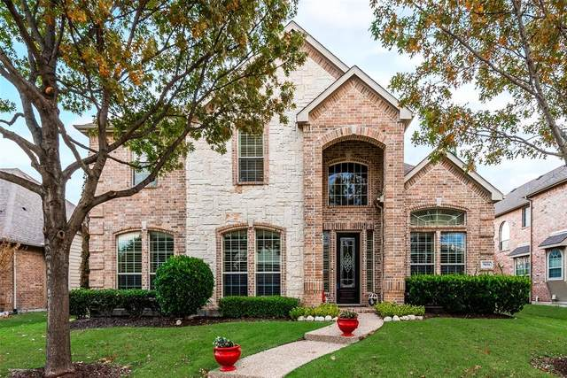 9656 Ironwood Drive, Frisco, TX 75033 (MLS #14478657) :: Keller Williams Realty