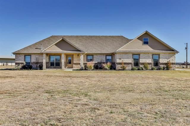 4841 Austin Circle, Sanger, TX 76266 (MLS #14478681) :: Trinity Premier Properties