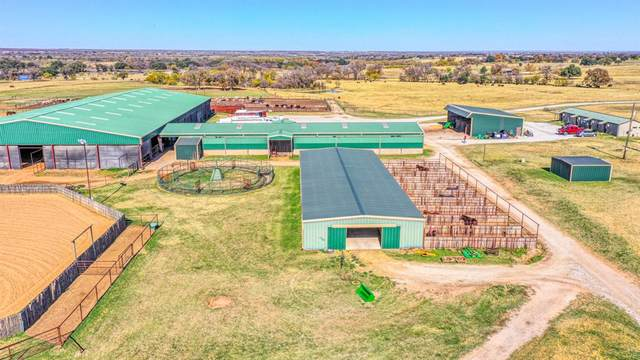17939 N Fm 1189, Lipan, TX 76462 (MLS #14478708) :: The Mauelshagen Group