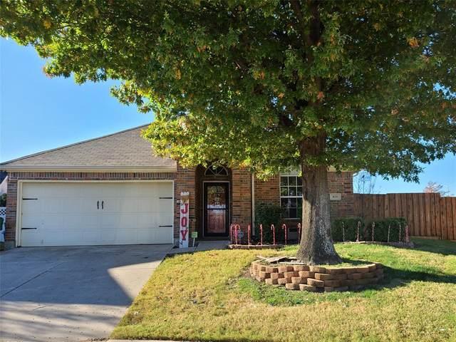 820 Tablerock Way, Lewisville, TX 75077 (MLS #14478711) :: Frankie Arthur Real Estate