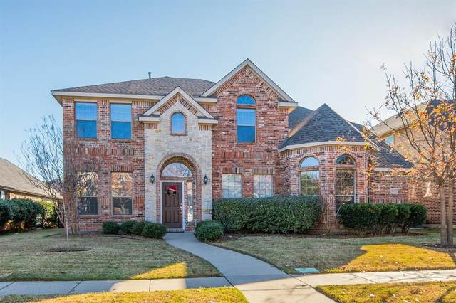 6305 Flagstone Drive, Mckinney, TX 75070 (MLS #14478716) :: The Kimberly Davis Group