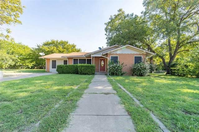 511 Everett Street, Stephenville, TX 76401 (MLS #14478721) :: The Mauelshagen Group