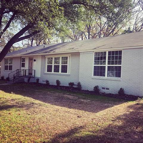 302 Park Drive, Mount Pleasant, TX 75455 (MLS #14478722) :: The Kimberly Davis Group
