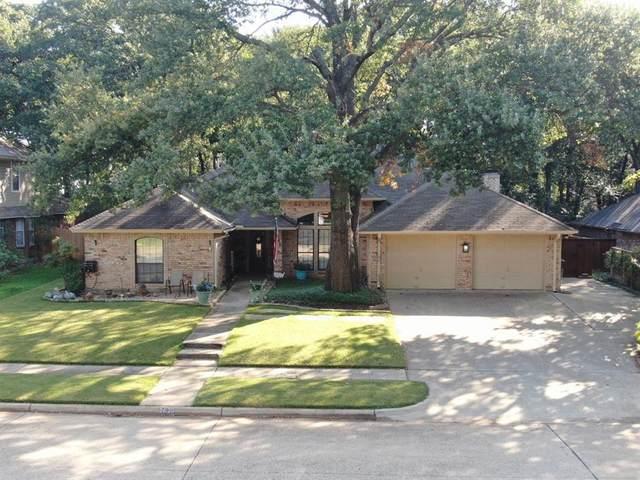 2620 Surrey Woods Road, Flower Mound, TX 75028 (MLS #14478725) :: The Mitchell Group