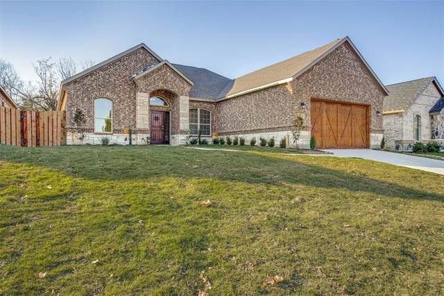 8711 Isom Lane, Dallas, TX 75249 (MLS #14478733) :: The Hornburg Real Estate Group