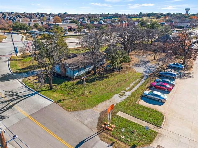 1509 Tinker Road #1, Colleyville, TX 76034 (MLS #14478735) :: Team Hodnett