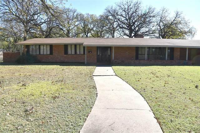 1441 Oaklawn Drive, Corsicana, TX 75110 (MLS #14478743) :: The Mauelshagen Group