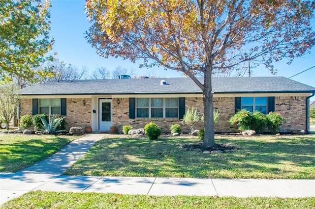 1229 Bellemead Drive, Denton, TX 76201 (MLS #14478752) :: All Cities USA Realty