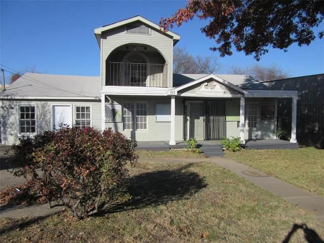 157 Hood Street, Cedar Hill, TX 75104 (MLS #14478762) :: The Kimberly Davis Group