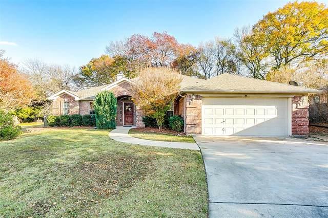 2201 Country Brook Drive, Weatherford, TX 76087 (MLS #14478789) :: Trinity Premier Properties