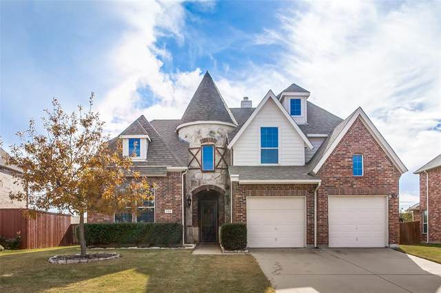 290 Dave Trail, Prosper, TX 75078 (MLS #14478790) :: The Kimberly Davis Group