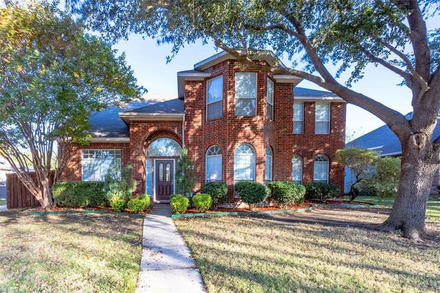 2073 Hawken Drive, Plano, TX 75023 (MLS #14478817) :: The Mitchell Group