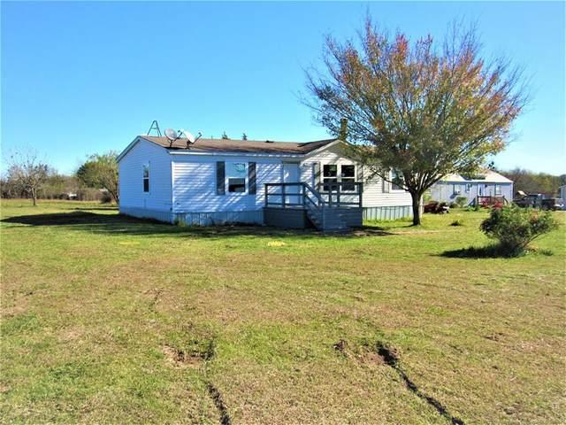 4042 Sapphire Boulevard, Kaufman, TX 75142 (MLS #14478822) :: The Mauelshagen Group