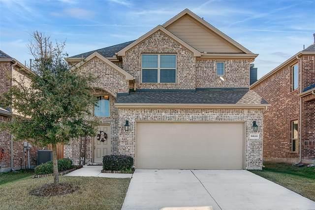 9813 Moccasin Creek Lane, Mckinney, TX 75071 (MLS #14478823) :: Trinity Premier Properties