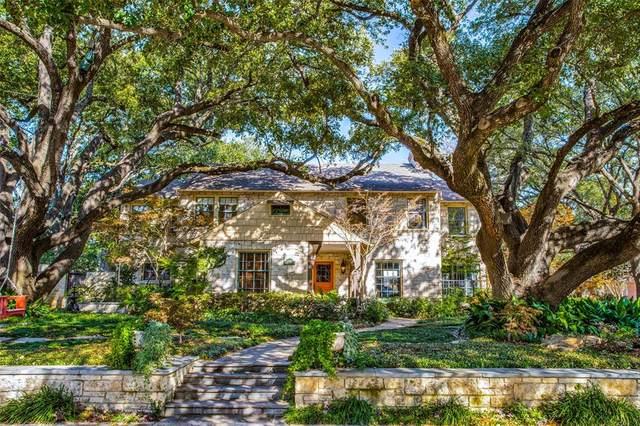 4400 Windsor Parkway, University Park, TX 75205 (MLS #14478825) :: The Kimberly Davis Group