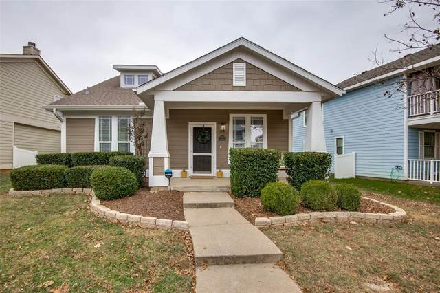 9807 Concord Drive, Providence Village, TX 76227 (MLS #14478839) :: The Kimberly Davis Group