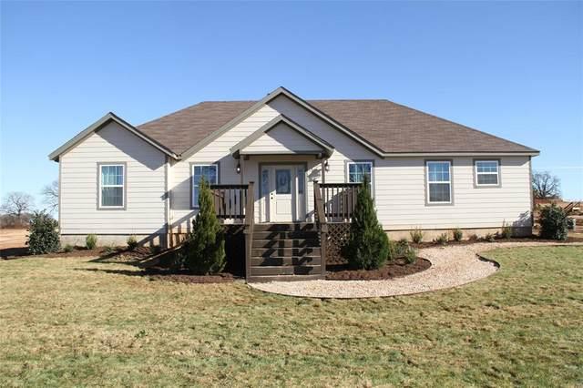 136 Mccrae Lane, Boyd, TX 76023 (MLS #14478841) :: The Mauelshagen Group