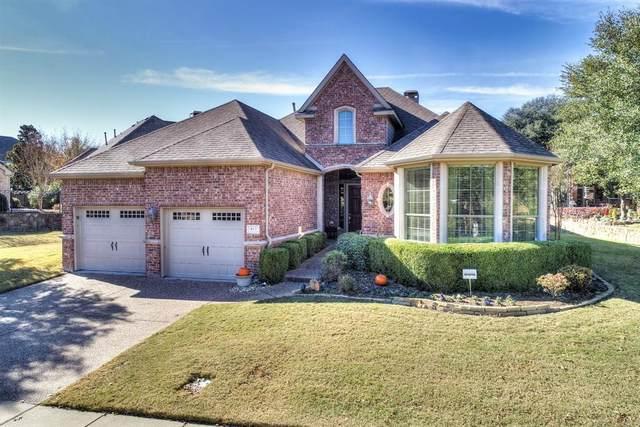 813 Barton Springs Drive, Fairview, TX 75069 (MLS #14478870) :: Feller Realty
