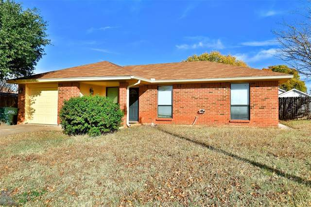 7926 Bonnie Circle, Abilene, TX 79606 (MLS #14478897) :: Frankie Arthur Real Estate