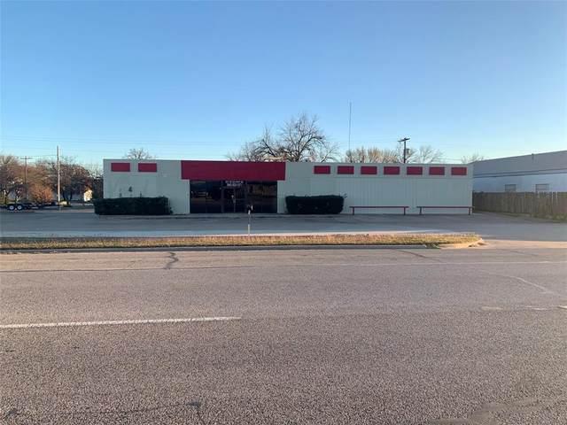 301 W Highway 82, Nocona, TX 76255 (MLS #14478904) :: The Kimberly Davis Group