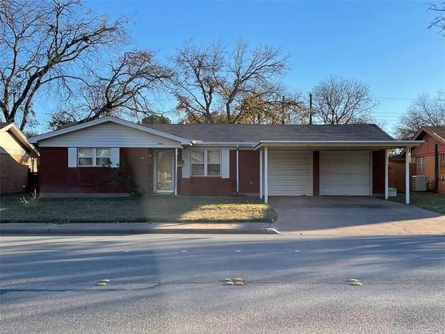 3749 N 10th Street, Abilene, TX 79603 (MLS #14478960) :: The Heyl Group at Keller Williams