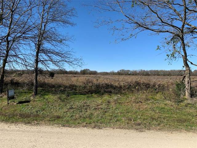 580 Vz County Rd 3422, Wills Point, TX 75169 (MLS #14478977) :: The Good Home Team
