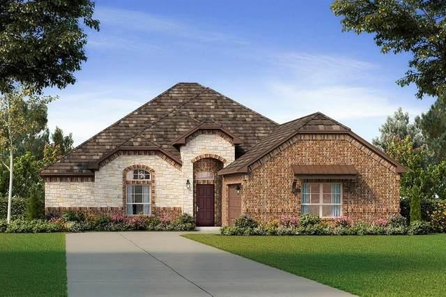 630 Grove Park Lane, Midlothian, TX 76065 (MLS #14479014) :: The Mauelshagen Group