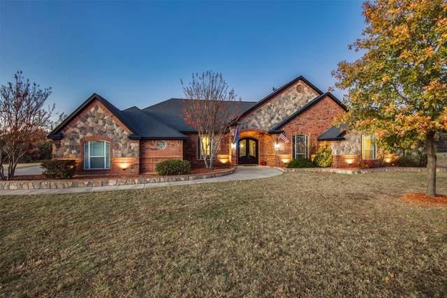 308 W Aurora Vista Trail, Aurora, TX 76078 (MLS #14479045) :: Trinity Premier Properties