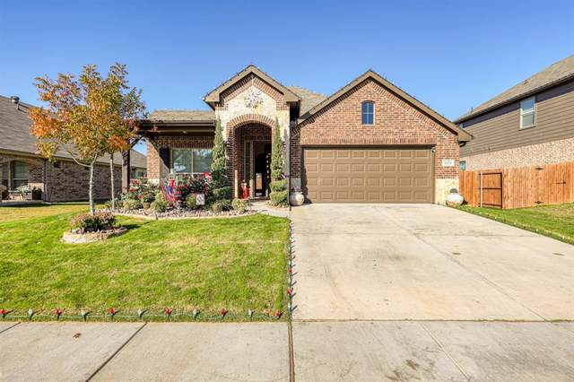 2516 Weatherford Heights Drive, Weatherford, TX 76087 (MLS #14479079) :: The Mauelshagen Group
