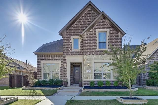 1208 Blue Lake Boulevard, Arlington, TX 76005 (MLS #14479085) :: Trinity Premier Properties