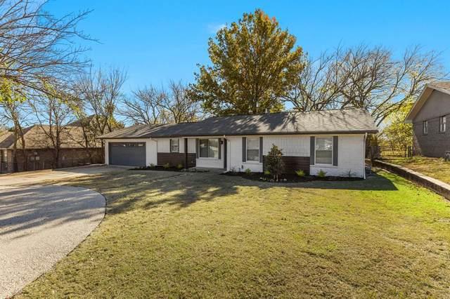 118 Johnson Road, Keller, TX 76248 (MLS #14479091) :: Real Estate By Design