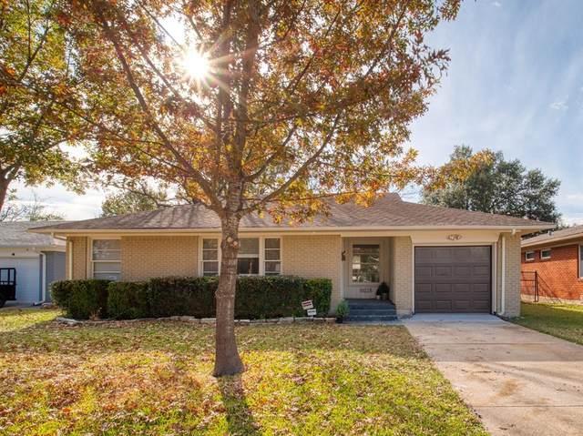 10228 Lynford Drive, Dallas, TX 75238 (MLS #14479159) :: The Mauelshagen Group