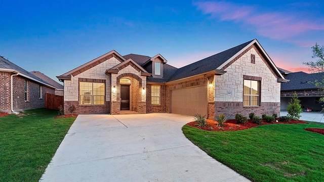 625 Grove Park Lane, Midlothian, TX 76065 (MLS #14479176) :: The Mauelshagen Group
