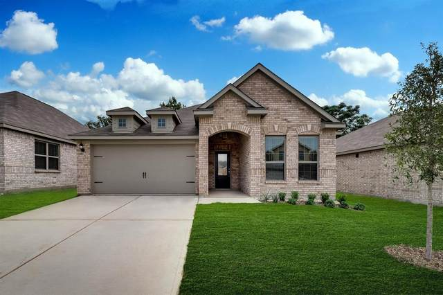 7524 Pleasant Oaks Street, Fort Worth, TX 76120 (MLS #14479179) :: Real Estate By Design