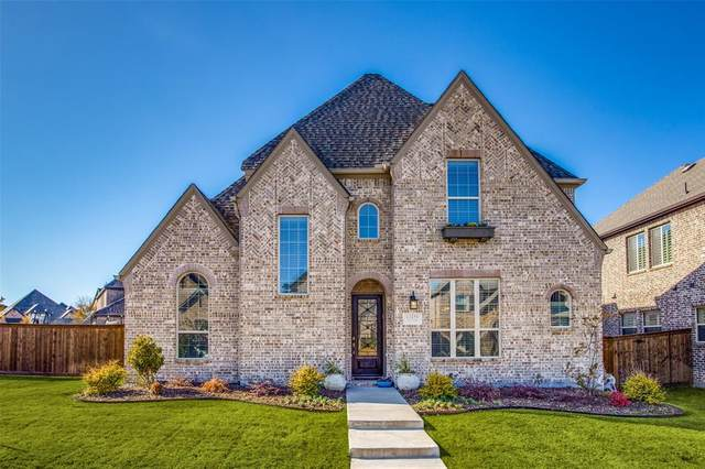 12271 Curry Creek Drive, Frisco, TX 75035 (MLS #14479223) :: Keller Williams Realty