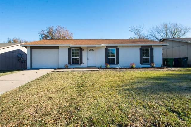 4010 Salem Drive, Garland, TX 75043 (MLS #14479237) :: The Mauelshagen Group