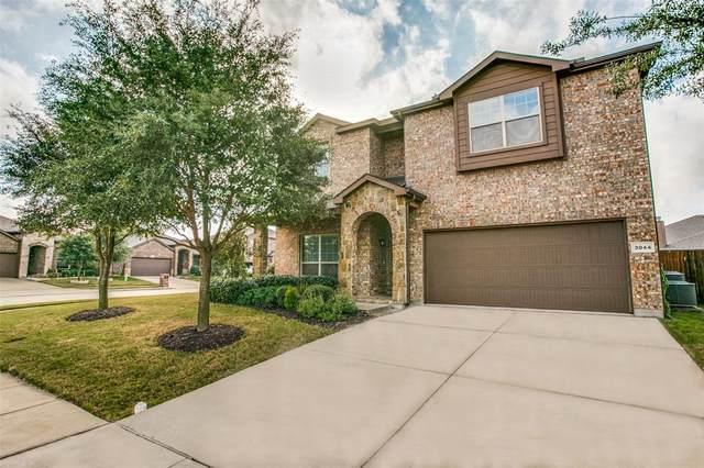 3044 Maple Creek Drive, Fort Worth, TX 76177 (MLS #14479249) :: The Kimberly Davis Group