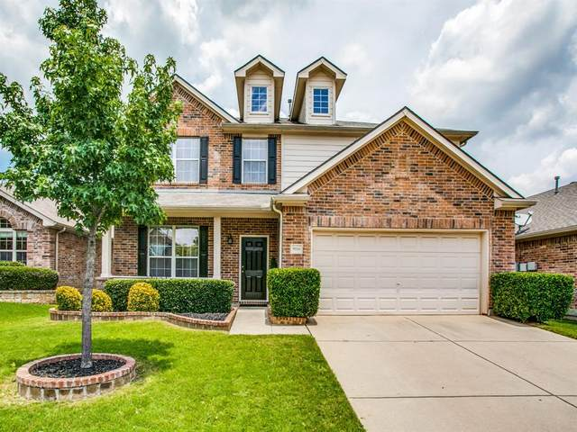 9116 Brook Hill Lane, Fort Worth, TX 76244 (MLS #14479256) :: Front Real Estate Co.