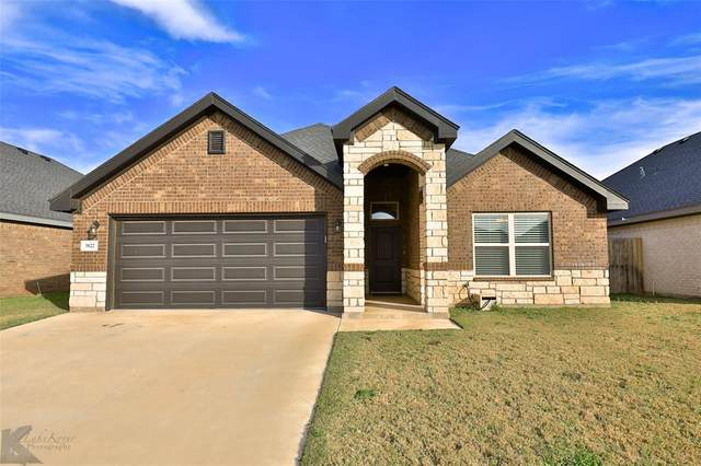 3822 Bettes, Abilene, TX 79606 (MLS #14479261) :: Frankie Arthur Real Estate