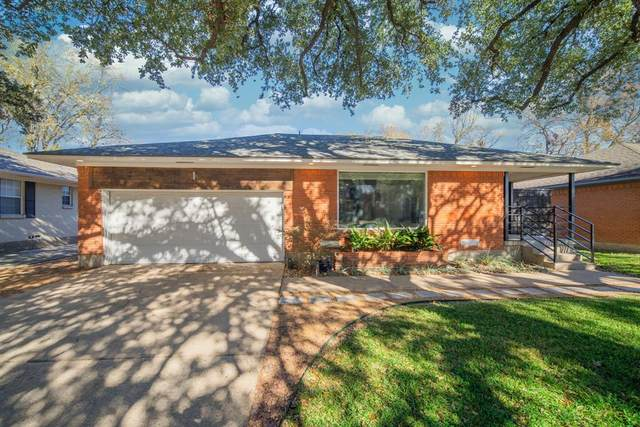 10617 Mccree Road, Dallas, TX 75238 (MLS #14479262) :: The Mauelshagen Group