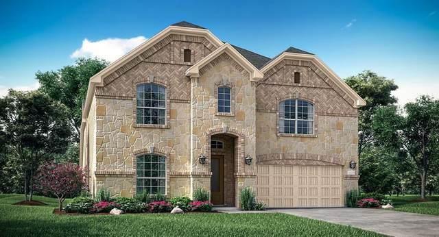 5540 Winter Haven Bend, Flower Mound, TX 75028 (MLS #14479279) :: Frankie Arthur Real Estate