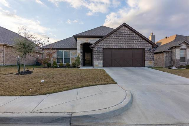 1629 Town Creek Circle, Weatherford, TX 76086 (MLS #14479285) :: The Mauelshagen Group
